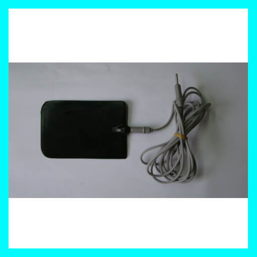 Surgical Cautery Silicon Rubber Patient Plate Hospital